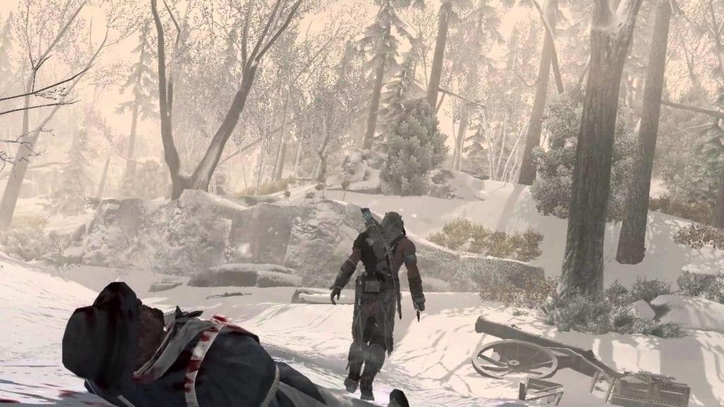 Assassin's Creed Iii – Tyranny Of King Washington   Wolf Power Trailer