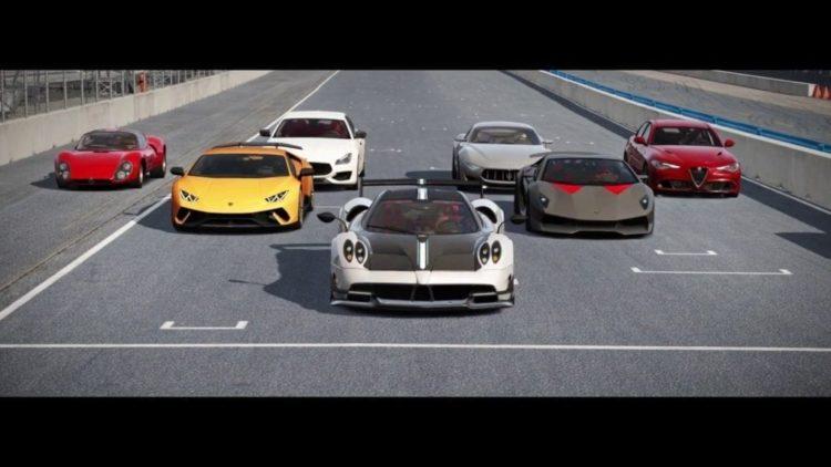 Assetto Corsa: Bonus Pack 3 Races onto Steam