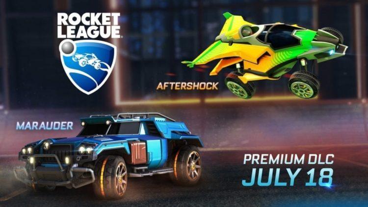 Battle-Cars Will Return To Rocket League