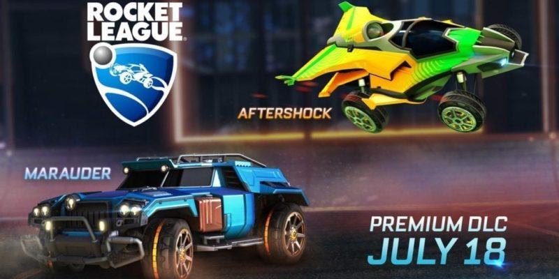 Battle Cars Will Return To Rocket League