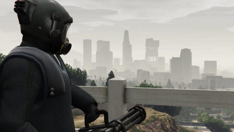 Battlefield 1 Trailer Recreated In GTA V