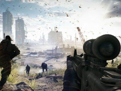 Battlefield 4 First Gameplay Trailer Released