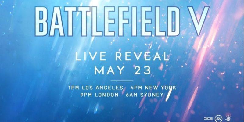 Battlefield V Prepped For Announcement