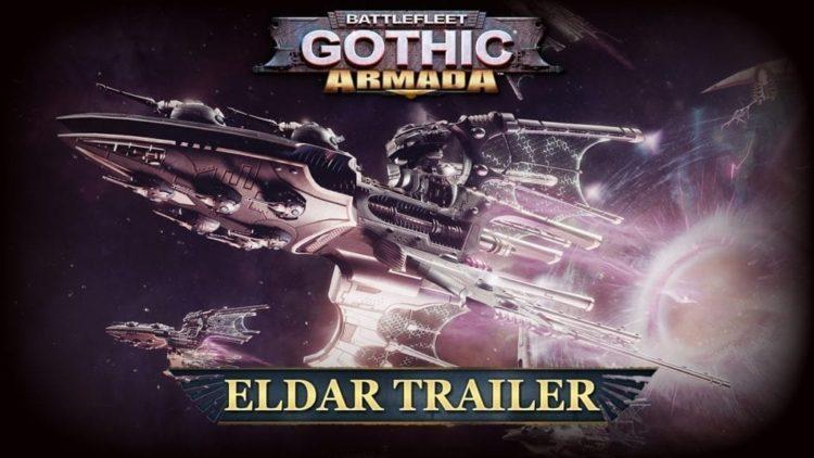 Battlefleet Gothic: Armada Introduces The Eldar