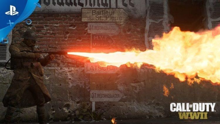 Call of Duty WWII Carentan Trailer