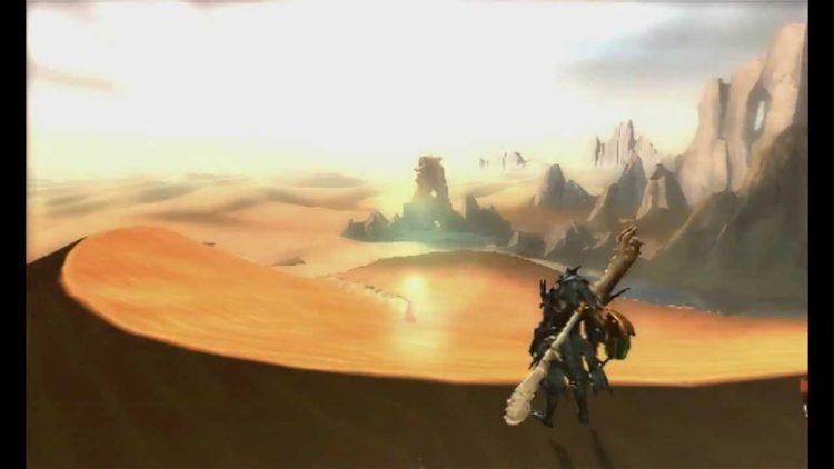 Capcom Announces Monster Hunter 4G
