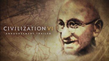Civilization Vi Annouced With Release Date