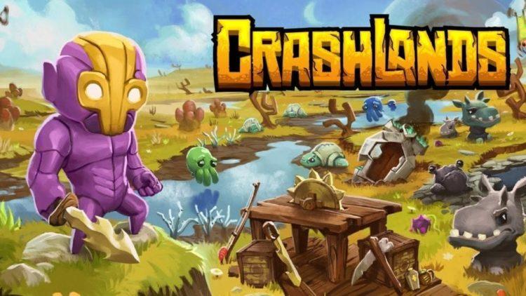 Crashlands Crashes Right Into Our Games Wishlist