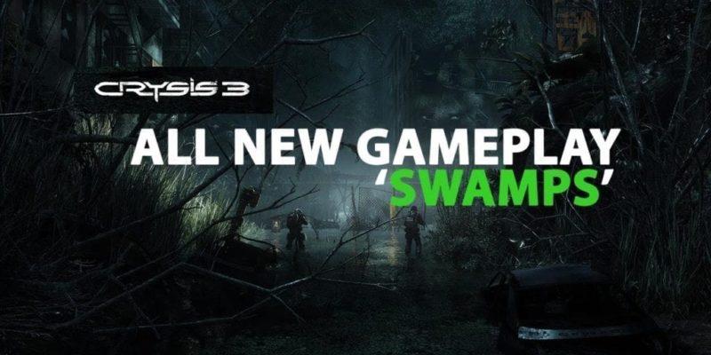 Crysis 3 | Swamps Gameplay Trailer