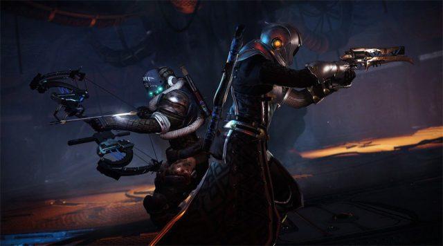 Destiny 2 Forsaken Warlocks