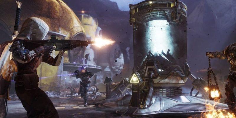 Destiny 2 Forsaken Gambit 3840.0