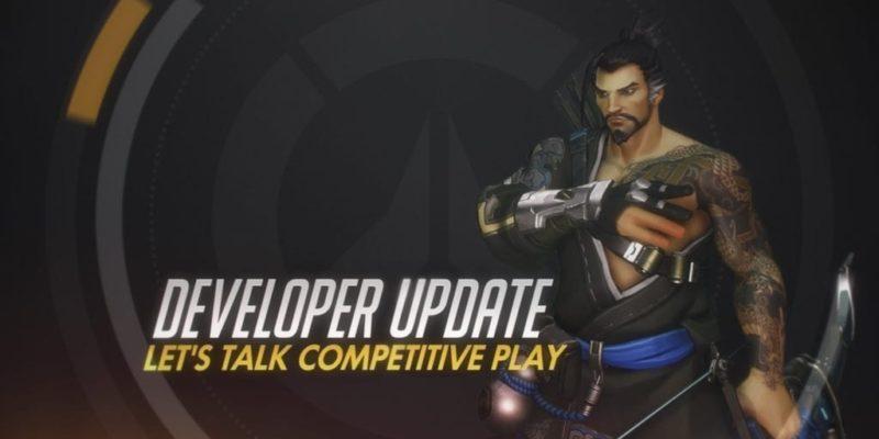 Developer Update For Overwatch