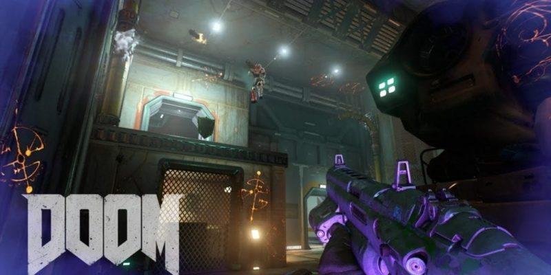 Doom: Demons, Power Weapons & Power Ups Trailer