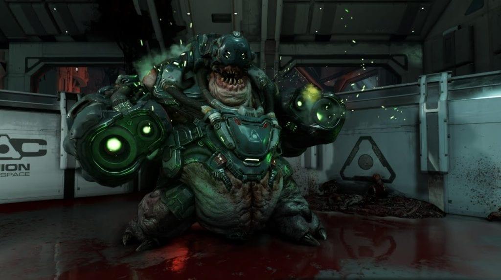 Doom: Guns, Demons, Speed Trailer