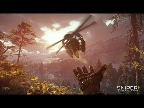 E3 2015: Sniper: Ghost Warrior 3–ambitions, Impressive