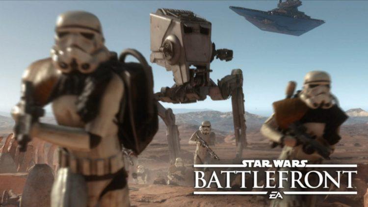 E3 2015: Star Wars: Battlefront Hands-On Impressions