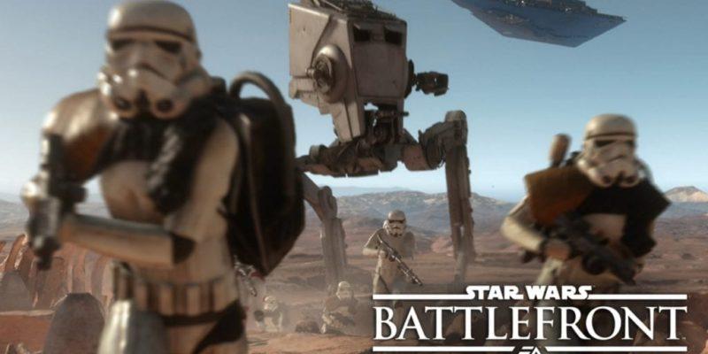E3 2015: Star Wars: Battlefront Hands On Impressions