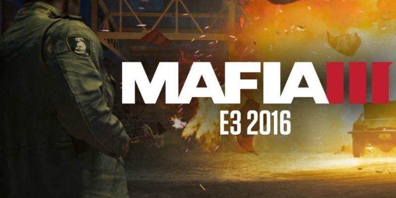 E3 2016: Mafia Iii Gameplay Reveal Trailer