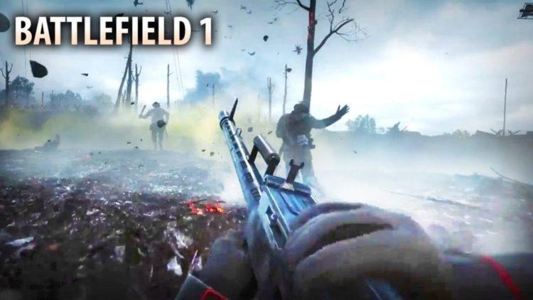 E3 Gameplay Teaser ?railer For Battlefield 1