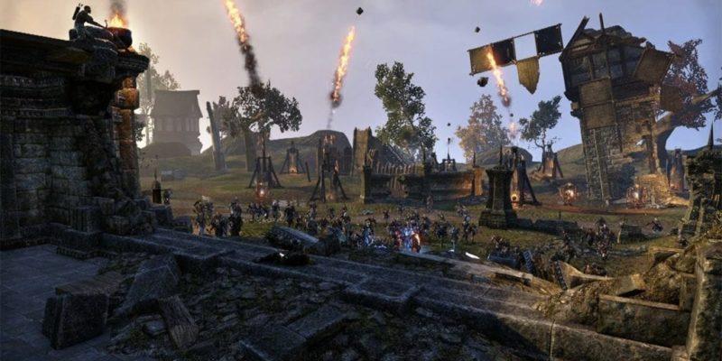 Elder Scrolls Online Release Date Announced