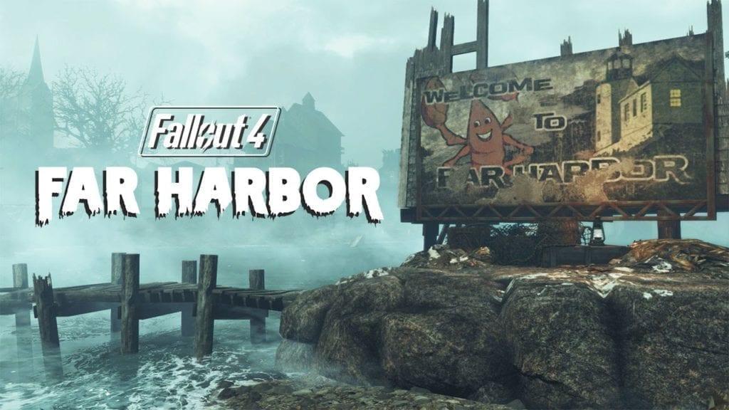 Exploring Fallout 4: Far Harbor Dlc