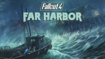 "Fallout 4 ""far Harbor"" Trailer Releases"