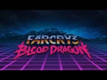 Far Cry 3: Blood Dragon Trailer Released