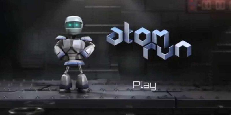 Fingerlab Releases New Retro Futuristic Platform Game – Atom Run