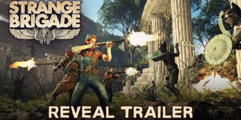 First Look At Strange Brigade
