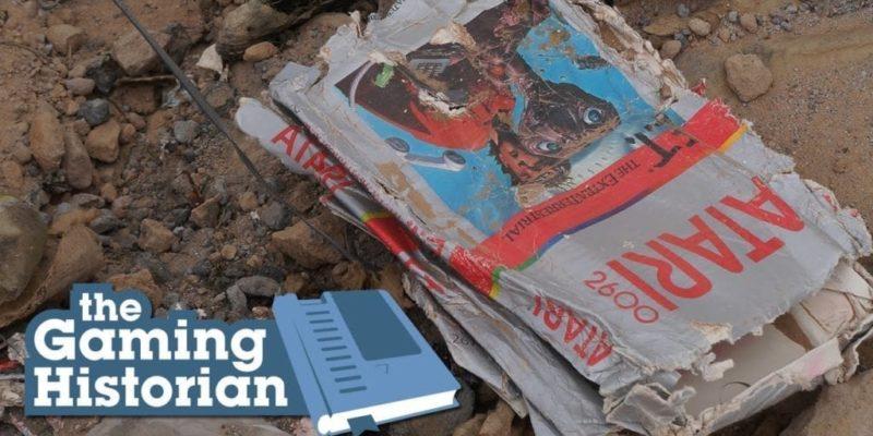 Fun Stuff: Gaming Historian Explains The Atari Landfill 'myth' Was Never A Myth
