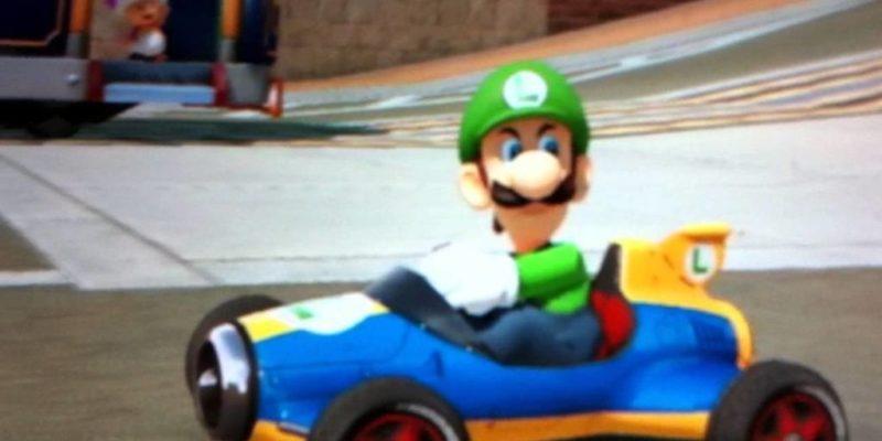 Fun Stuff: There's Already Luigi Death Stare Fan Art