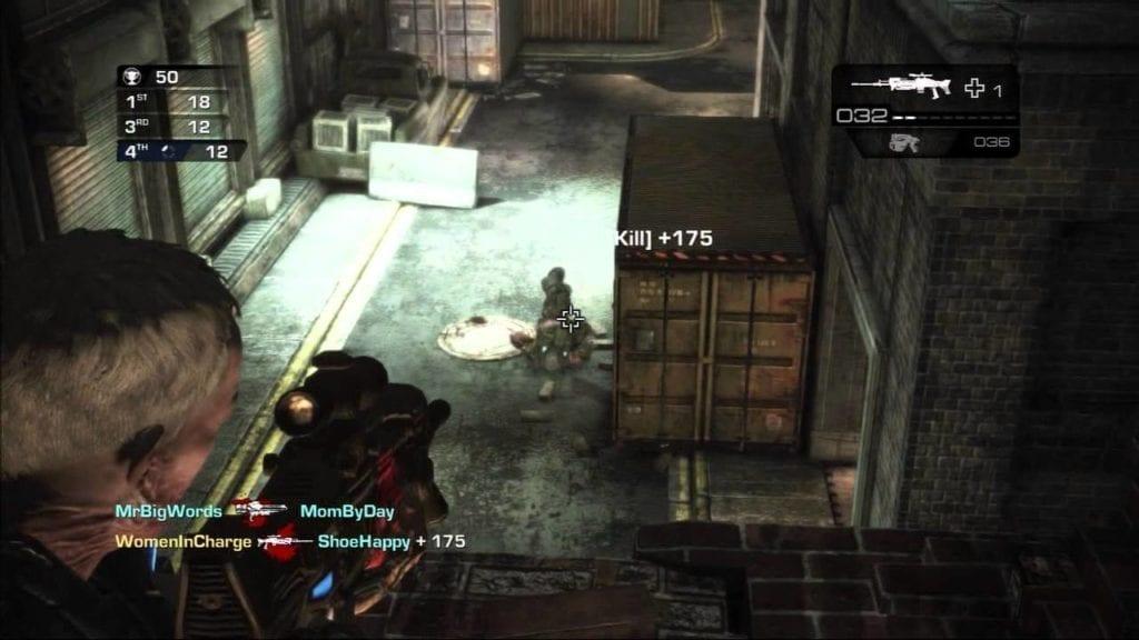 Gears Of War: Judgment | Guts Of Gears Trailer