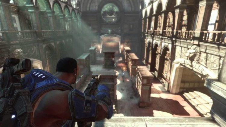 Gears of War: Judgment Weapons | The Breechshot