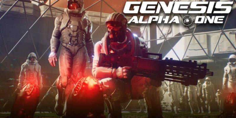 Genesis Alpha One Shows Off Impressive New Gameplay