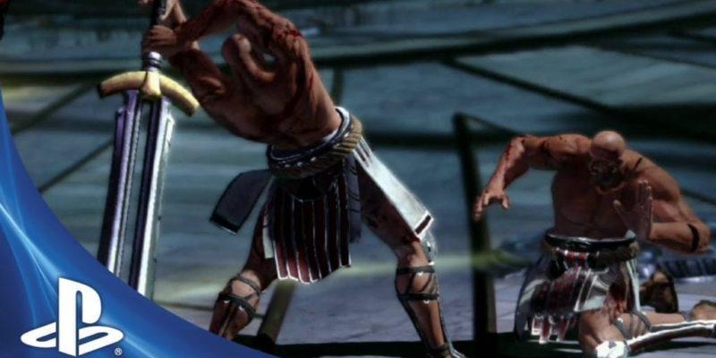 God Of War: Ascension – The Art Of Online War Trailer
