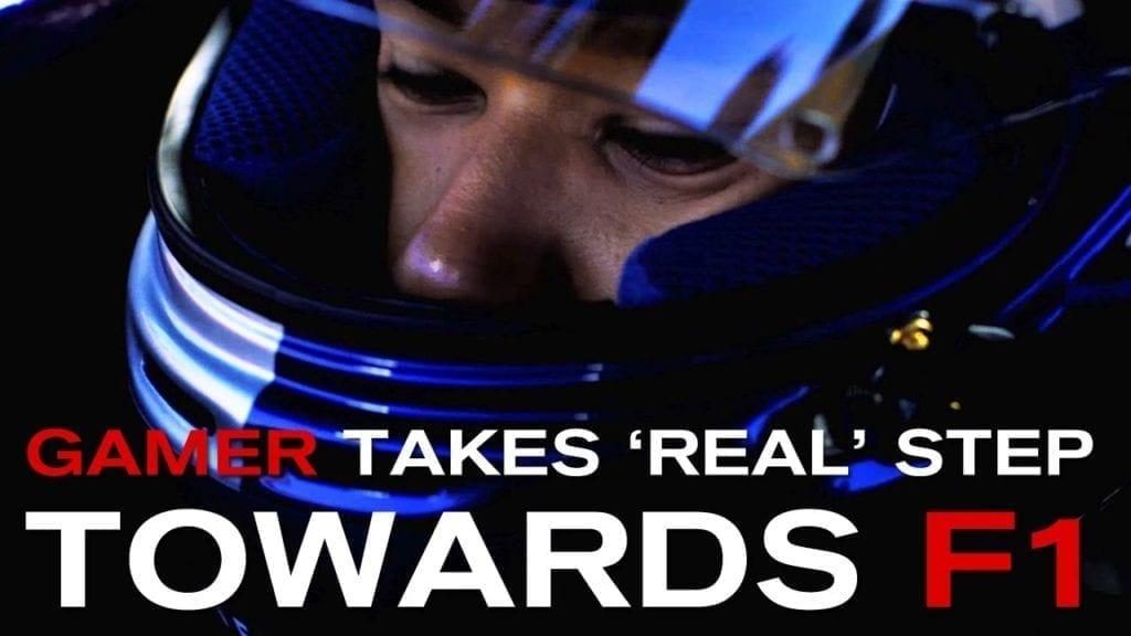 Gran Turismo Player Blazes Path To F1