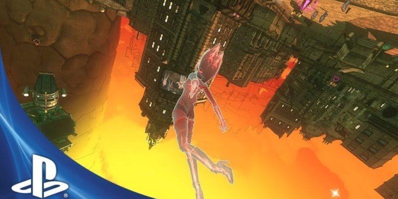 Gravity Rush Launch Trailer Released