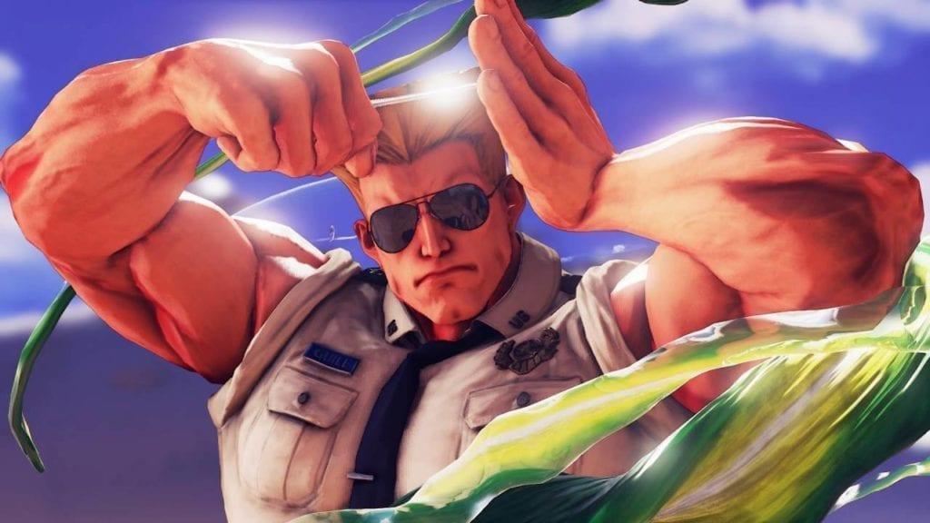 Guile Trailer For Street Fighter V Released