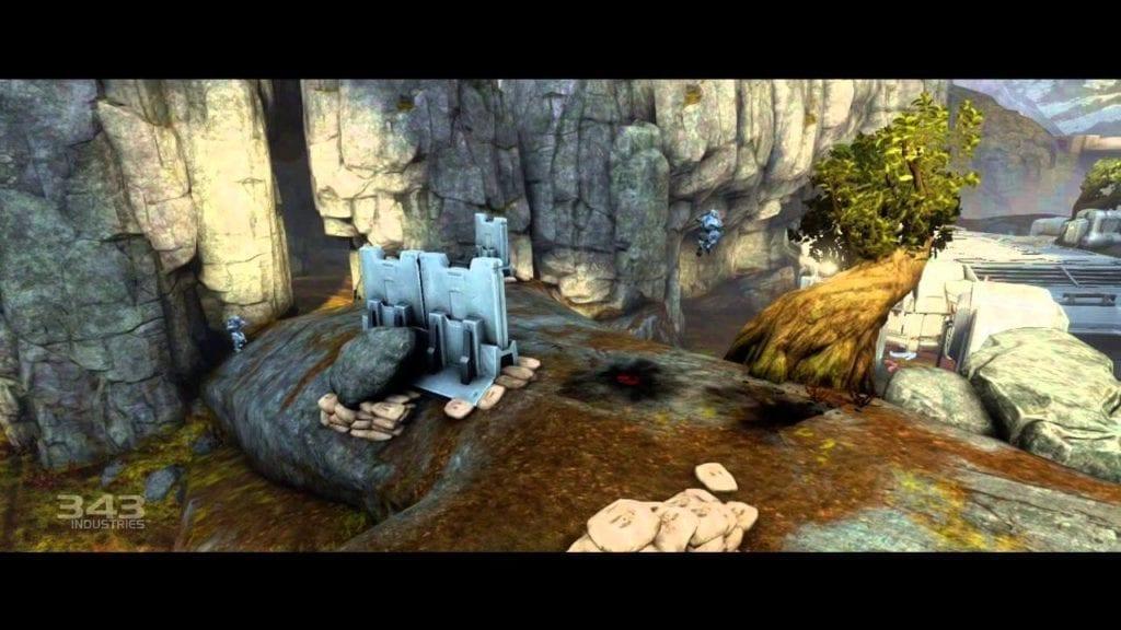 Halo 4 Castle Map Pack Trailer
