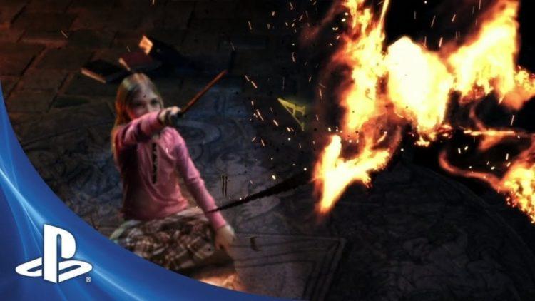 Harry Potter-Themed Game Wonderbook: Book of Spells Revealed