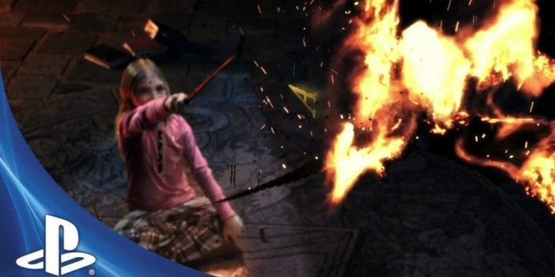 Harry Potter Themed Game Wonderbook: Book Of Spells Revealed