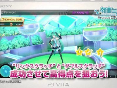 Hatsune Miku Project Diva F To Hit Ps Vita In March