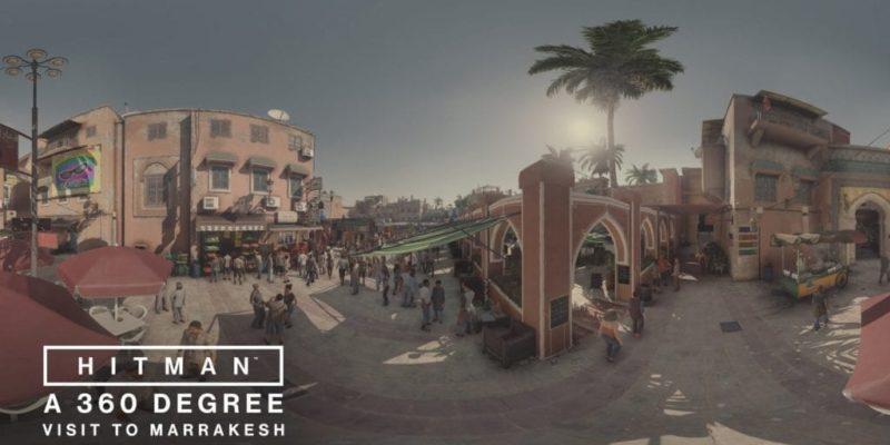 Hitman: A 360 Degree Visit To Marrakesh