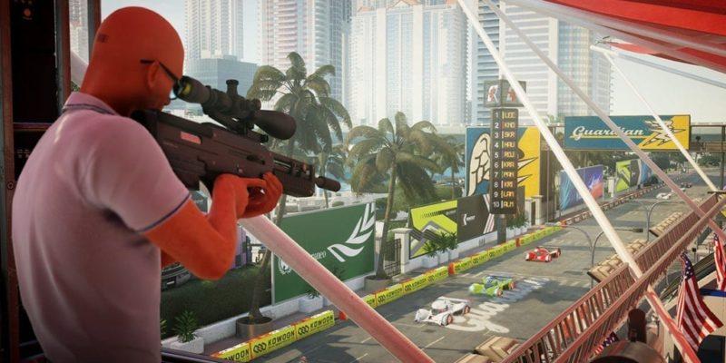 Hitman2 Sniper