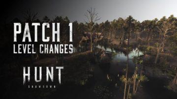 Hunt: Showdown Gets Massive First Update
