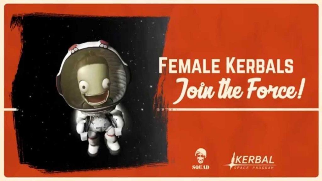 Kerbal Space Program 1.0 Coming Soon, With Playable Female Kerbals