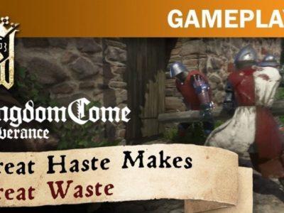 Kingdom Come: Deliverance: 20 Minutes Pure Gameplay