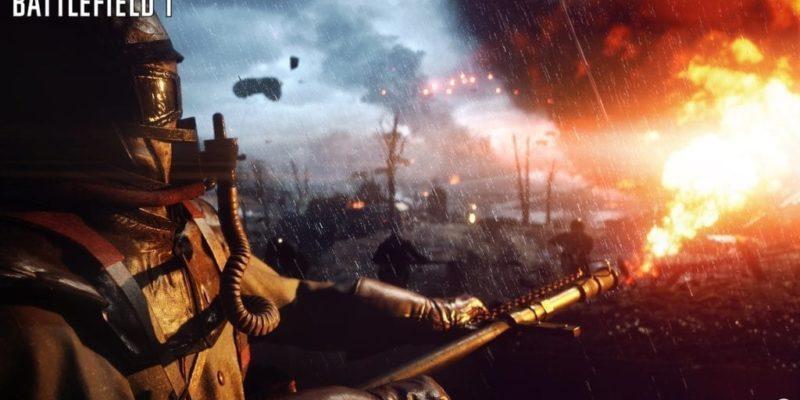 Latest Battlefield Revealed