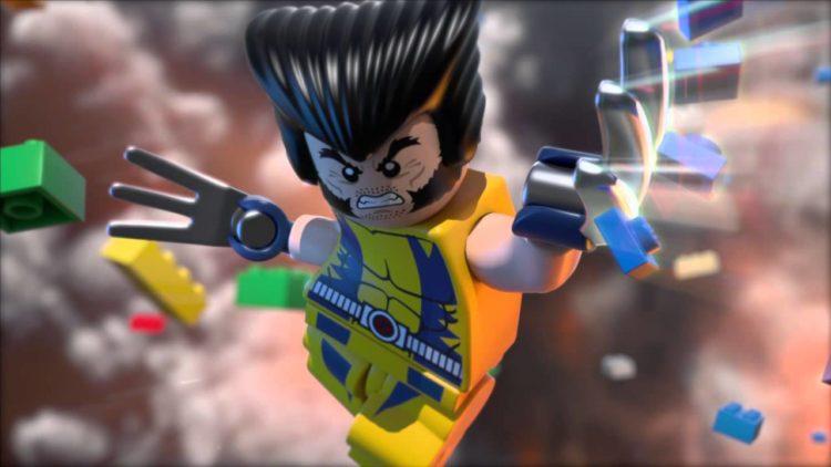 LEGO Marvel Super Heroes sneak-peak video, and pre-order incentives assemble