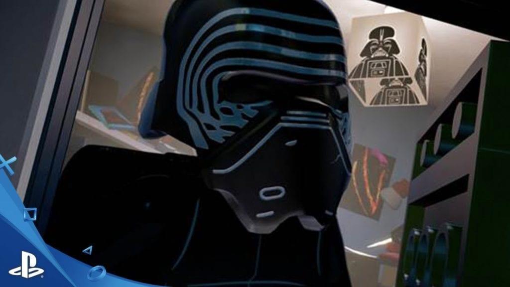 Lego Star Wars: The Force Awakens – E3 2016 Trailer